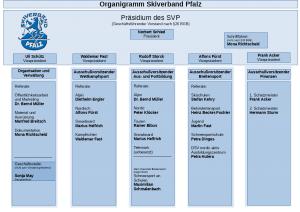 Organigram SVP Vorstand 191111